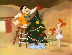 The flintstones celebrated Christmas before the birth of Jesus Christ