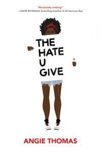 Book Review: The Hate U Give by Angie Thomas