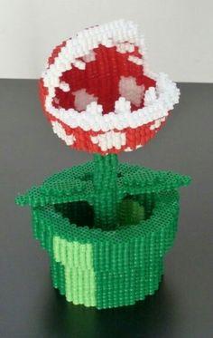 Hama beads idea mix 3D