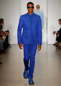 Calvin Klein Collection Spring 2014 Men's Runway Looks | Di Nozze