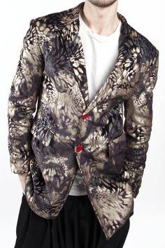 Mingili Metallic Coat on myMzone