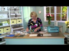 Crafting My Style with Sue Wilson - Triple Striplet Panel for Creative Expressions - YouTube
