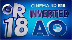 In This Cinema 4D R18 tutorial video, learn about inverted ambient occlusion, a new update feature for Cinema 4D R18. With inverted ambient occlusion in C4D ...