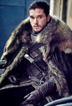 Daily Kit Harington — gameofthronesdaily: The King in the North (Kit...