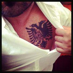 Albanian Tattoos Ketu do te Gjeni Tatuazhet me te Bukura Shqiptare! Nese keni dhe ju 1 Tatuazh, Ma posto ne privat dhe un do ta bej Publike ne Faqe ;) www.facebook.com/AlbanianTattoos