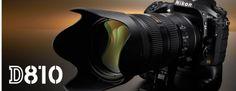 Nikon D810, una Full Frame da 36 Megapixel
