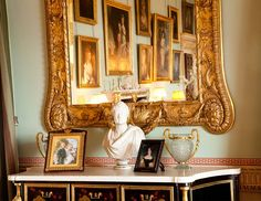 The South Drawing Room - Althorp Estate