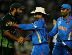 Ind vs pak ICC world cup 2011