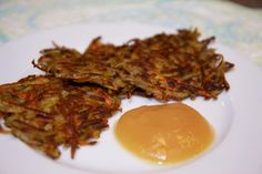 Pin for Later: 20 Spring Recipes to Get Kids Eating Fresh This Season Carrot Rosemary Potato Latkes
