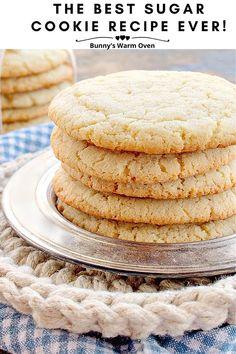 Butter Pecan Cookies, Pumpkin Spice Cookies, Chewy Sugar Cookies, Candy Cookies, Cookie Desserts, Yummy Cookies, Easy Desserts, Cookies Et Biscuits, Cookie Recipes
