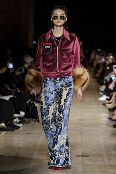 A look from Miu Miu'