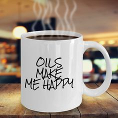 For all of us who love our oils!
