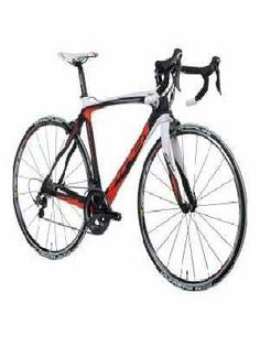 Bici da Corsa VIPER GALIBIER Shimano Ultegra 50 34 Bianco Rosso 2014 €2101.23