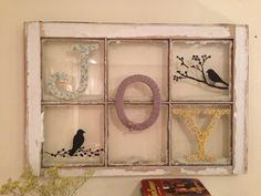 old window decor Search Pictures Photos