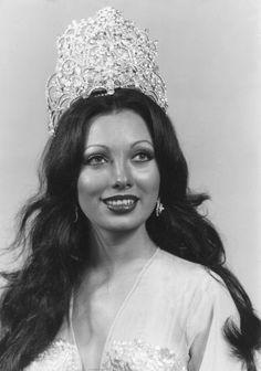 Neyla Chiquinquirá Moronta Sangronis Miss Venezuela 1974