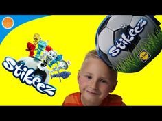 LIDL Stikeez Cup 2016 inspired by EURO 2016 Cup. Blue Orange - YouTube