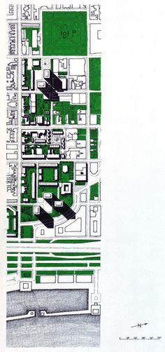 Society Hill_Philadelphia_IMPei_Site plan.
