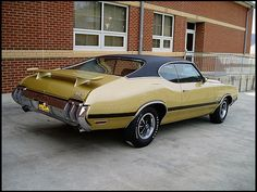 1970 Oldsmobile 442 W-30  455/370 HP, Automatic