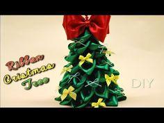 ШИШКА НоВоГоДнЯя ИЗ ЛЕНТ / DIY: Christmas Pine Cone with Ribbons ✿ NataliDoma - YouTube Christmas Ribbon, Diy Christmas Gifts, Christmas Holidays, Christmas Wreaths, Xmas, Christmas Ornaments, Christmas Tree, Diy Ribbon, Ribbon Crafts