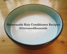 DIY Hair Treatments: Coconut Milk