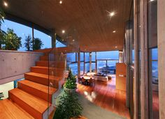 Spacious living room with plenty of views located in Papudo Chile [2000  1452]