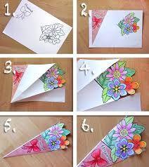 Imagini pentru anyák napi ajándék ötletek papírból