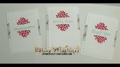 Sale-A-Bration - Thank You Cards