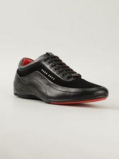 Hugo Hugo Boss zapatillas con cordones y paneles
