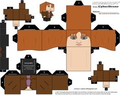 CUBEECRAFT DOCTOR WHO | Downloads