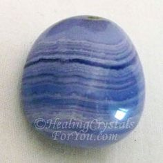Blue Lace Agate healing & metaphysical properties are soothing, calming & nurturing & help to relieve stress. Their energy boosts your ability to… Healing Crystals For You, Crystal Healing, Blue Lace Agate Meaning, Semi Precious Gemstones, How To Relieve Stress, Communication, Calming, Inspirational, Blue