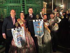 "Salva la veu del Poble: Doblete de la Falla Raval San Agustin  "" Premios F..."