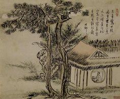 (Korea) by Kim Hong-do (1745-1896). ca 18th century CE. Joseon Kingdom. colors on paper.
