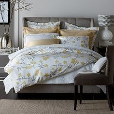 Elyse Wrinkle-Free Comforter Cover/Duvet Cover and Sham   The Company Store