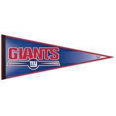 New York Giants NFL Classic Pennant (12in x 30in)