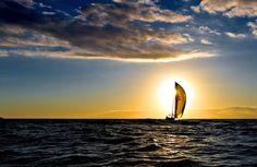 Sailing into the night by Kurt Arrigo - Photo 176101495 / 500px