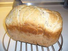 chleba z chlebové mouky