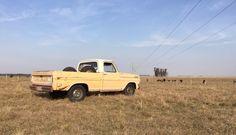 F100 V8 Original De Plaqueta 1976 Ford F 100 V8 - Ano 1976 - 99999 km - em…
