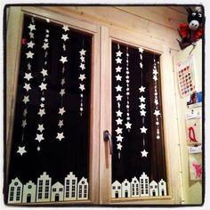 Laetibricole propose cette jolie manière d habiller ses fenêtres...