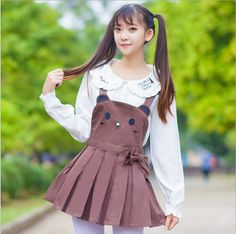 Free shipping cute rabbit/bear straps skirt#YYL-39 sold by Yourfashionsandcute. Shop more products from Yourfashionsandcute on Storenvy, the home of independent small businesses all over the world.