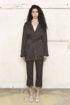 Isa Arfen Spring 2017 Ready-to-Wear Collection Photos - Vogue