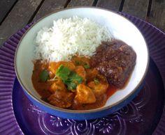 Rezept Chicken Tikka Masala von kedgeree - Rezept der Kategorie Hauptgerichte mit Fleisch