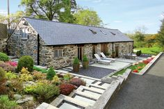 This stunning barn conversion is one of the swankiest you'll see