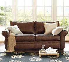 Leather Sofas Ethan Allen And Sofas On Pinterest