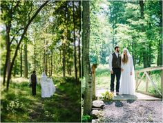 Woodland Rustic Wedding