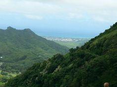 Honolulu in miniature.