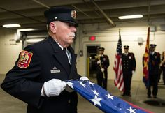 The 19 fallen firefighters were members of the Granite Mountain Hotshots crew based out of Prescott.