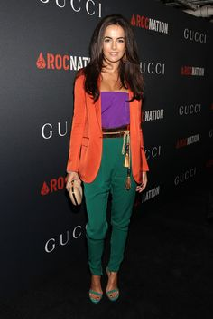 Camilla Belle Photo - Gucci and Rocnation Pre-GRAMMY Brunch - Red Carpet
