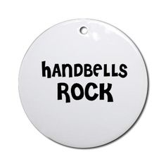 I love to play handbells!