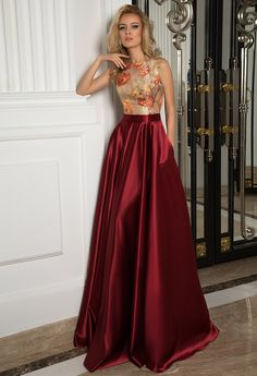Silky and shiny ,prom dress ,satin Gala Dresses, Satin Dresses, Formal Dresses, Satin Skirt, Pretty Dresses, Beautiful Dresses, Indian Dresses, Look Fashion, Designer Dresses