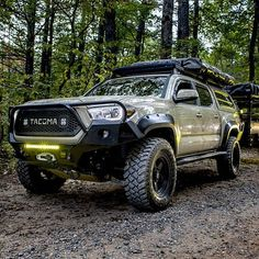 Exploring #pisgahnationalforest after @overlandexpo east with @weekendmule along for the ride ・・・ #tacoma #4runner #fjcruiser #4x4 #offroad #toyota #camp #outdoors #greatoutdoors #jeep #letsgoplaces #toyotaoffroad #toyota4runner #4wd #overland #adventure #explore #expedition #fj #landcruiser #toyotatundra #tundra #vtxwheels #trailcred #overlandnation #firestonetires #firestone ・・・ ---Equipment--- Tires: @firestonetires Roof Top Tent: @gofsr Roof Rack: @frontrunneroutfitters Armor: @c4_fabrica... Toyota Trd Pro, Toyota Tundra, Toyota 4runner, Toyota Tacoma, 2016 Tacoma, Tacoma Trd, Firestone Tires, Tent Reviews